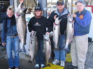 Columbia River Chinook Salmon Guide